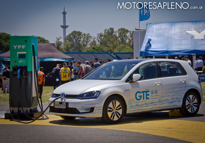 Desafio Eco - VW Golf GTE