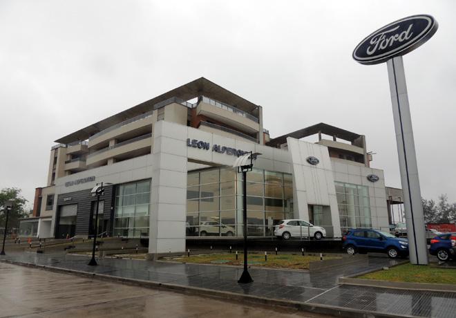 El concesionario Ford León Alperovich inauguró un nuevo punto de ventas en Yerba Buena, Tucumán.