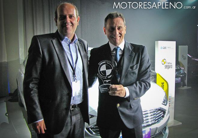 Ford Mondeo - Auto mas Seguro 2017 - Categoria Grande 2