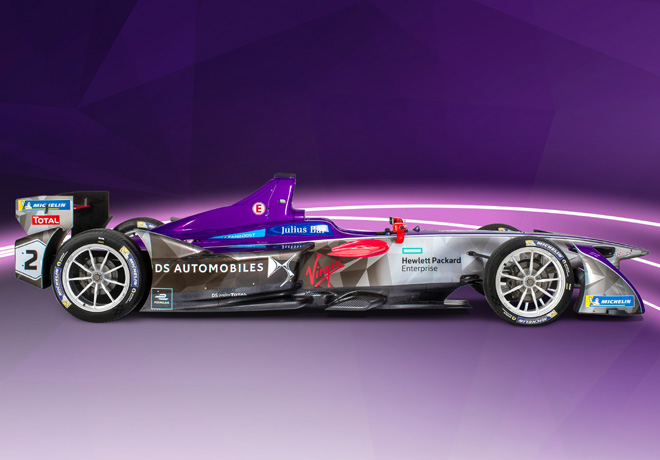 Formula E - DS Virgin Racing 2017--18