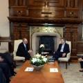 GM presento al Presidente Macri una inversion de 500 millones de dolares para producir un nuevo modelo en su planta en Argentina