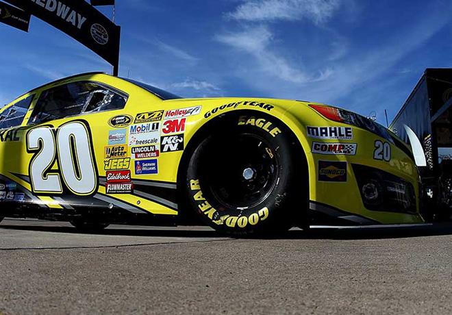 Goodyear y NASCAR extendieron su acuerdo historico 1