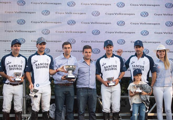 La Dolfina ganador de la Copa Volkswagen