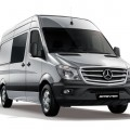 Mercedes-Benz Sprinter Silver Edition