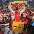 NASCAR - Phoenix 2017 - Matt Kenseth en el Victory Lane