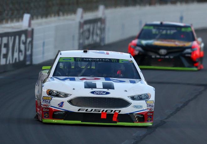 NASCAR - Texas 2017 - Kevin Harvick - Ford Fusion