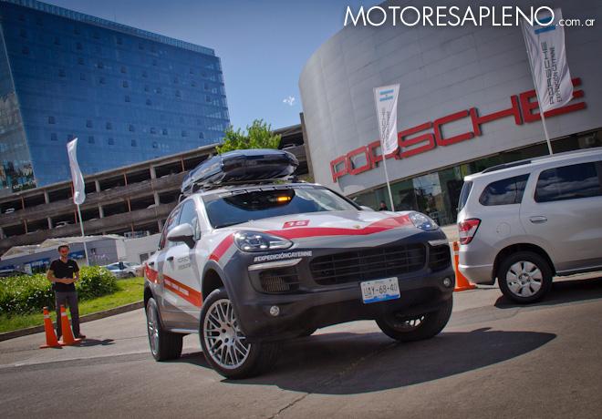 Porsche - Expedicion Cayenne - Buenos Aires 14