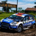 Rally Argentino - Concepcion del Uruguay - Entre Rios 2017 - Etapa 1 - Federico Villagra - Ford Fiesta MR