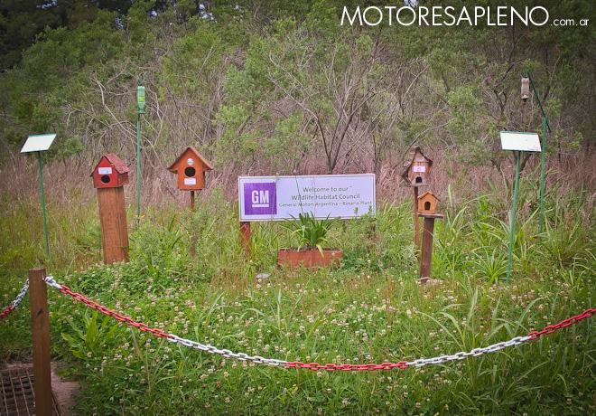 Reserva Natural de GM es re-certificada por Wildlife Habitat Council.