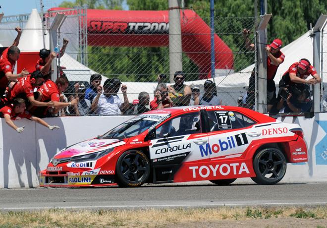 STC2000 - General Roca 2017 - Final - Matias Rossi - Toyota Corolla