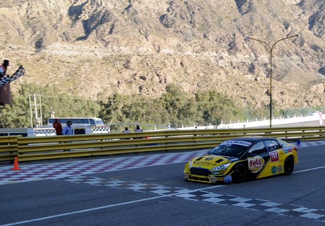 STC2000 - San Juan 2017 - Carrera Clasificatoria - Damian Fineschi - Ford Focus