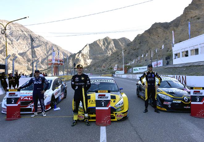 STC2000 - San Juan 2017 - Carrera Clasificatoria - Mariano Werner - Damian Fineschi - Facundo Ardusso