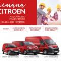 Semana Citroen - nueva gama de utilitarios