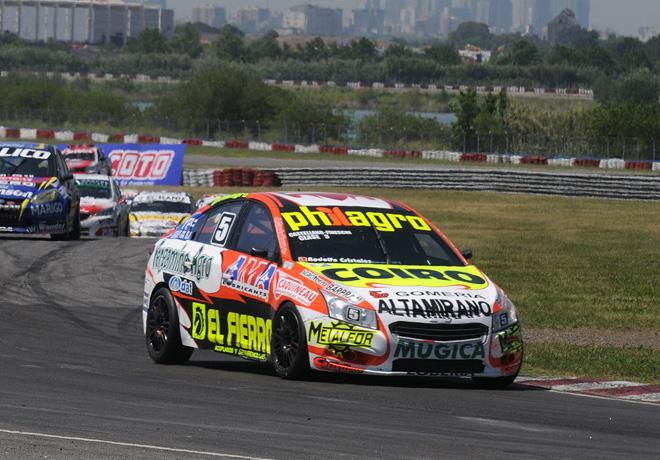 TN - Buenos Aires 2017 - C3 - Titulares - Jonatan Castellano - Chevrolet Cruze