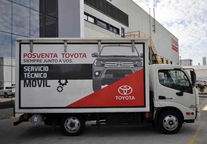 Toyota - Servicio Tecnico Movil 1
