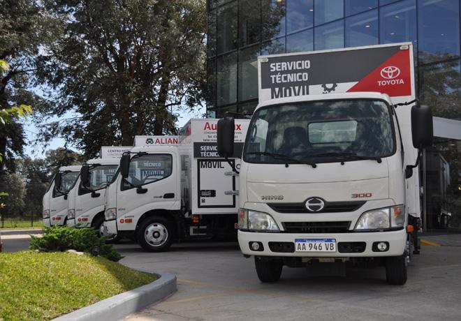 Toyota - Servicio Tecnico Movil 2