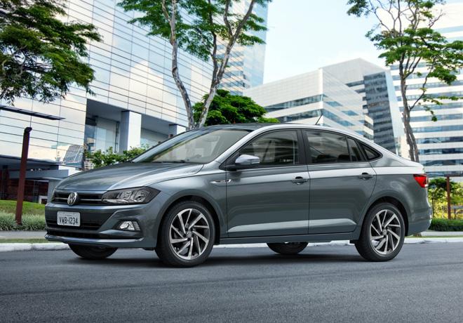 Nuevo Volkswagen Virtus.