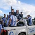 Volkswagen junto a los campeones mundiales del Polo