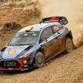 WRC - Australia 2017 - Dia 1 - Andreas Mikkelsen - Hyundai i20 WRC