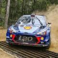 WRC - Australia 2017 - Dia 2 - Thierry Neuville - Hyundai i20 WRC