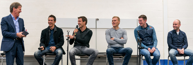 WRC - Sebastien Ogier y Elfyn Evans renovaron su contrato con M-Sport
