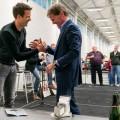 WRC - Sebastien Ogier y Malcolm Wilson - M-Sport