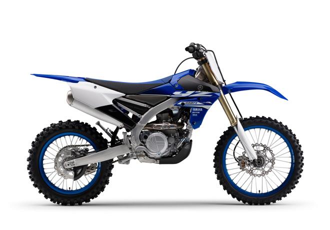 Yamaha YZ450F 2018 2