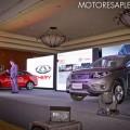 Chery presento los modelos Arrizo 5 y Tiggo 5 1