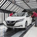 Comienza la produccion del nuevo Nissan LEAF en Europa