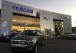 Ford Argentina - Reapertura de concesionario en 9 de Julio 2