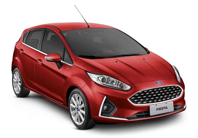 Ford Argentina presentará hoy el Nuevo Fiesta.
