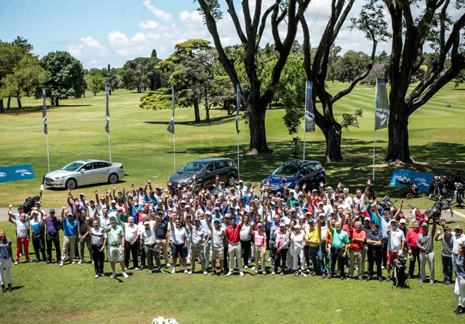 Ford Kinetic Design Golf Invitational 2017