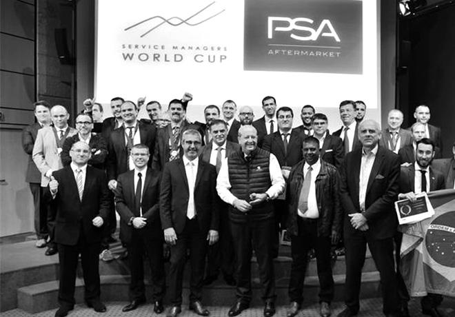 La postventa de Peugeot Argentina fue premiada a nivel internacional 1