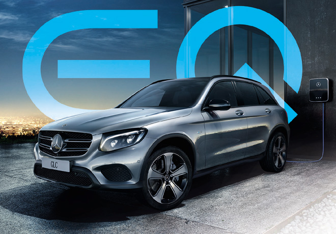 Mercedes-Benz GLC 350e - EQ Power