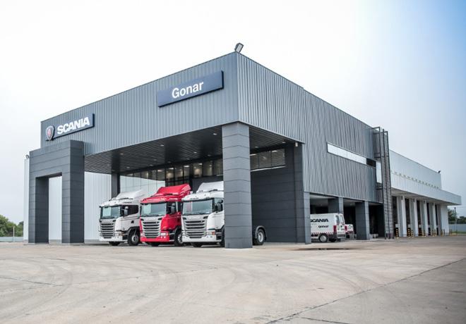 Scania - Gonar Automotores 1