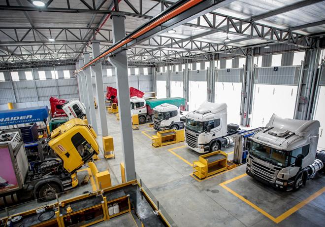 Scania - Gonar Automotores 2