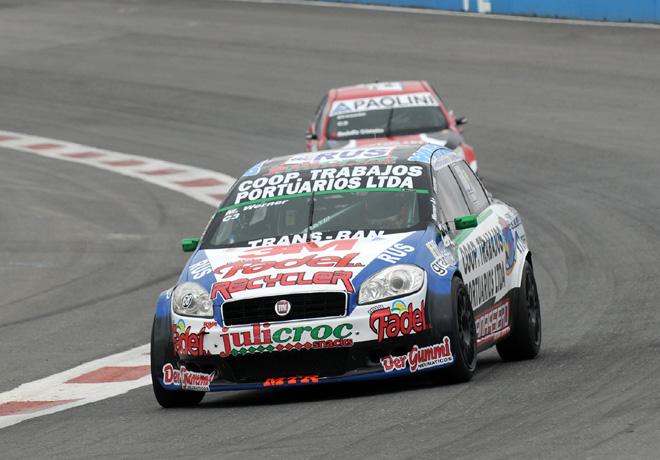 TN - Rosario 2017 - Mariano Werner - Fiat Linea - Campeon