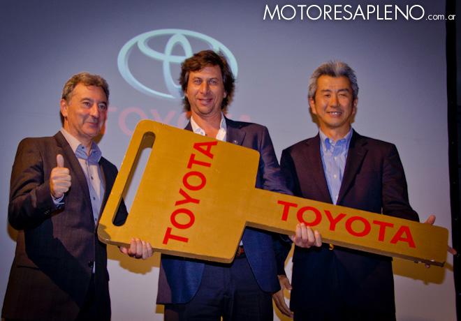 Toyota presentó su Reporte de Sustentabilidad 2017 2