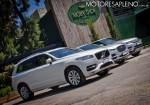 Volvo XC90 - Jagar F-Pace - Ranger Rover Sport