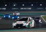 WTCC - Losail - Qatar 2017 - Carrera 2 - Esteban Guerrieri - Honda Civic