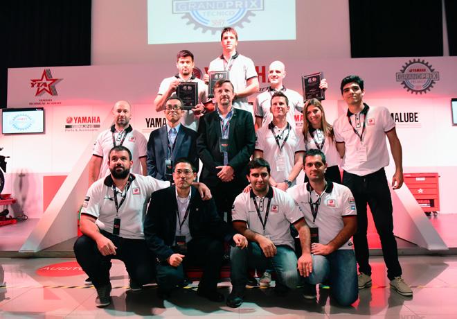 Yamaha - Grand Prix Tecnico Nacional 3