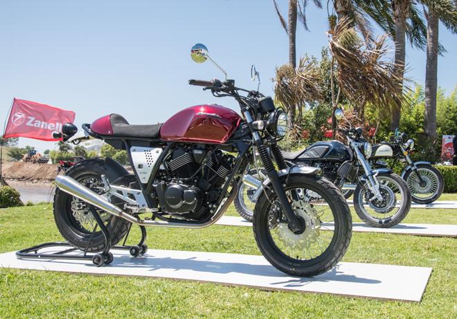 Zanella estima cerrar el anio con 140 mil motos vendidas