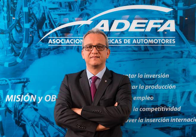 ADEFA - Luis Fernando Pelaez Gamboa