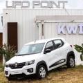 Arranca el Renault Verano Kwid en Pinamar