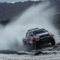 Dakar 2018 - Etapa 12 - Nasser Al-Attiyah - Toyota Hilux