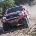 Dakar 2018 - Etapa 13 - Nasser Al-Attiyah - Toyota Hilux