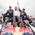 Dakar 2018 - Etapa 14 - Carlos Sainz - Peugeot 3008DKR Maxi