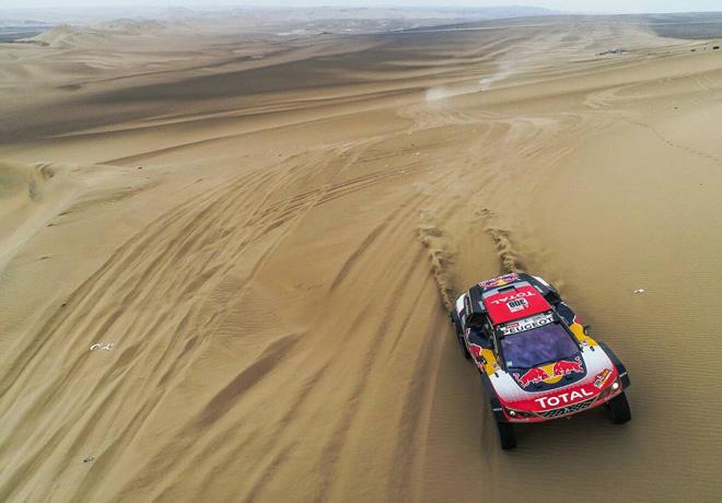 Dakar 2018 - Etapa 2 - Cyril Despres - Peugeot 3008DKR Maxi