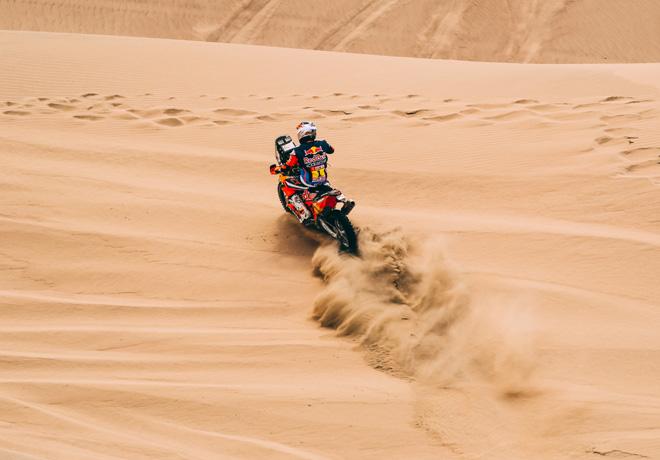 Dakar 2018 - Etapa 3 - Sam Sunderland - KTM