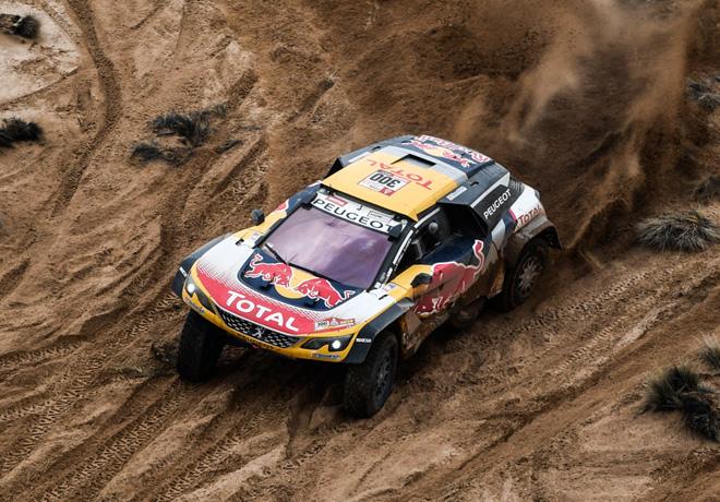 Dakar 2018 – Etapa 8: Y ya suman 40 para Peterhansel.